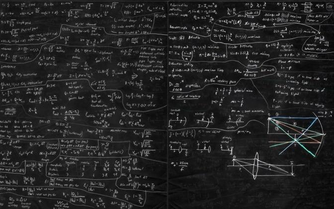 schoolbord, wiskunde, het vermoeden van goldback, openbaring