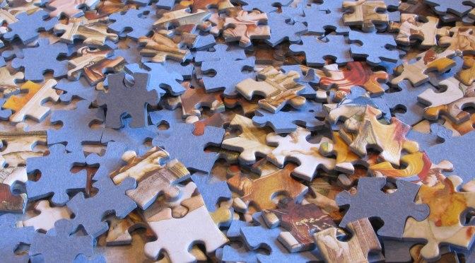 god-deeltje, cern, puzzelstukjes