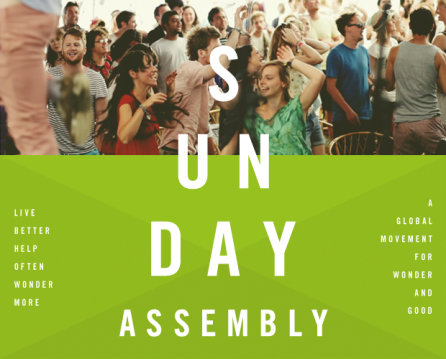 poster Sunday Assembly