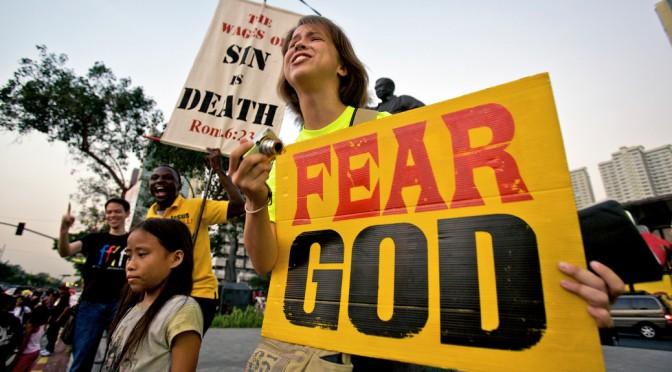 Ophef onder christenen