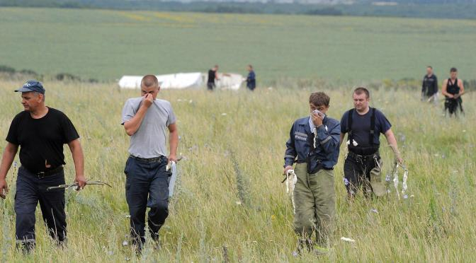 Breaking: ook EA-EZA geschokt door ramp MH17