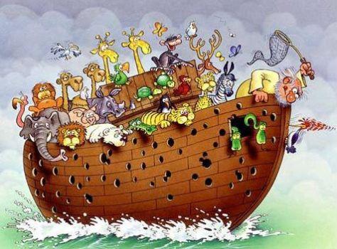 Ark van Noach, pvvD, dierenleed