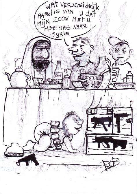 salafist, rob