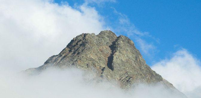 Een berg in het drijfzand, deel 1