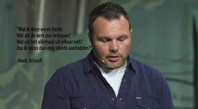 mark driscoll, mars hill church
