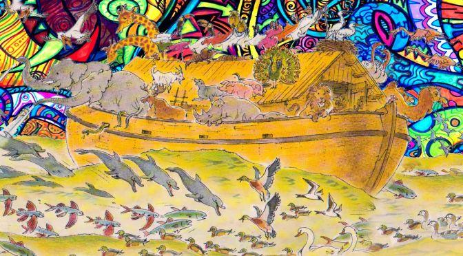 psychedelische bijbel