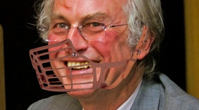 Dawkins beboet door gedachtenpolitie