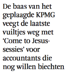 come to jesus, jan hommen