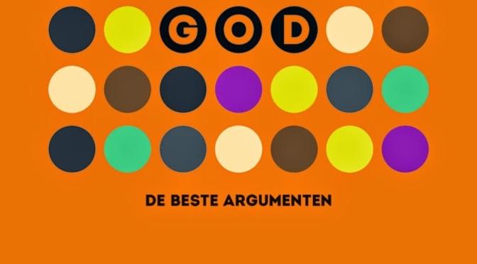 En dus bestaat God – het debat